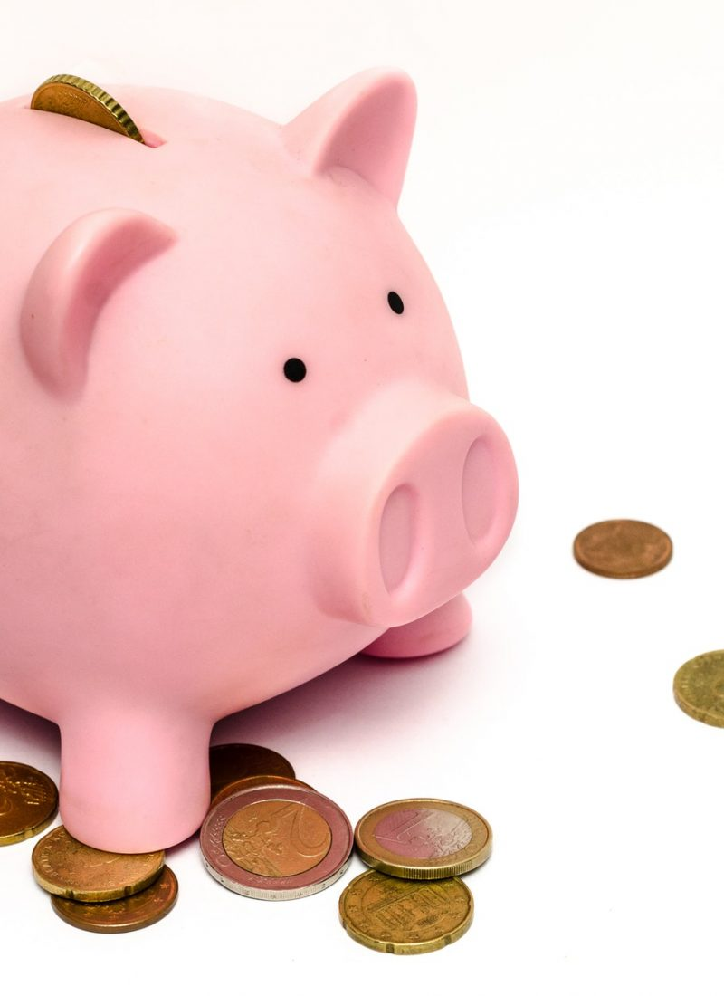Saving money for beginners – Step by Step