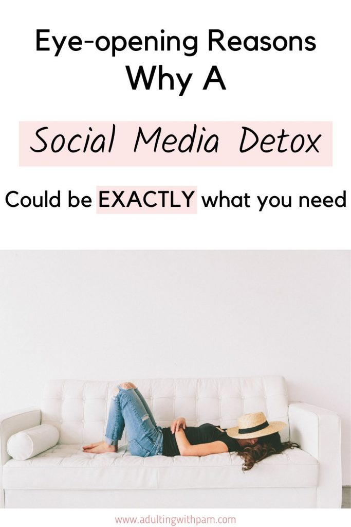 Reasons A Social Media Detox could be the right decision for you
