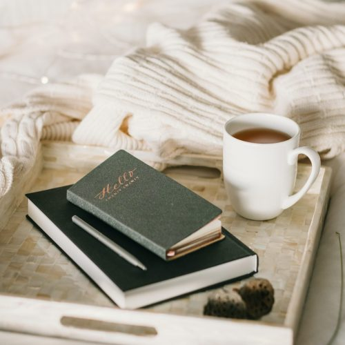 goal setting with journals